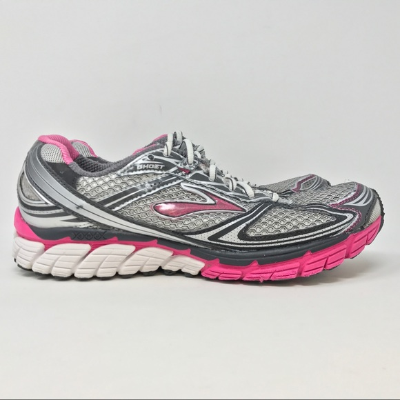 86aec1cd4ee Brooks Shoes - Brooks Ghost 5 Womens Running Shoes Size 9.5 K22